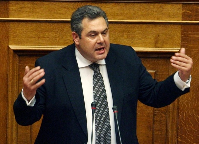 Greek Defense Minister: USA, Russia, China Could Lend to Greece   real utopias   Scoop.it