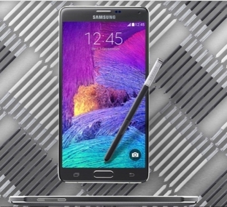 Verizon, AT&T, Sprint and T-Mobile announce Samsung Galaxy Note 4 ... - Tech Times   The rise of the mobile web   Scoop.it