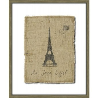 Tour De Eiffel - Color Match | Iconic Pineapple - Reseller of Mirrors, Traditional Prints, Giclee Art Prints, Big Fish, New Century Picture, Picture It | Scoop.it