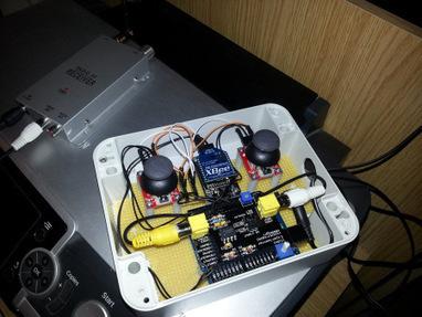 The MKII Robot Controller | Open Source Hardware News | Scoop.it