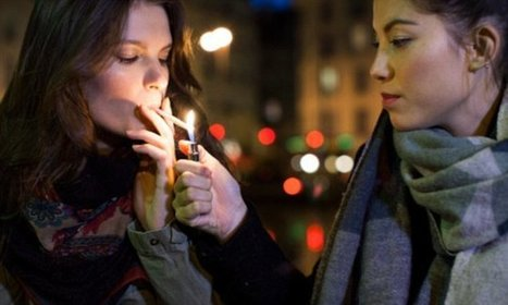 Social smoking 'TRIPLES your risk of brain hemorrhage' | Kickin' Kickers | Scoop.it
