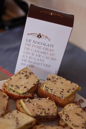 Foie gras Xocolati de Comtesse du Barry | Actus des PME agroalimentaires | Scoop.it