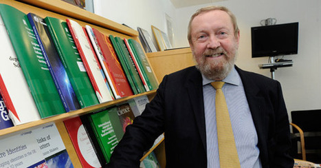 Interview: Sir John Beddington   Science, research and innovation news   Scoop.it