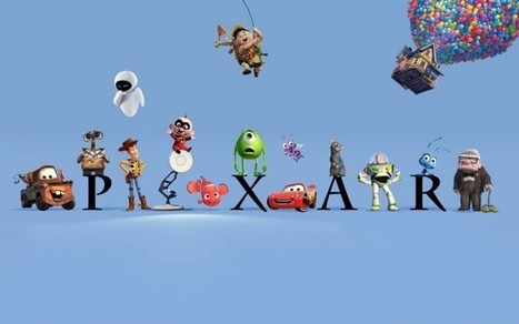 Go Behind-the-Scenes of Pixar With Extensive Documentary and Conversations | Books, Photo, Video and Film | Scoop.it
