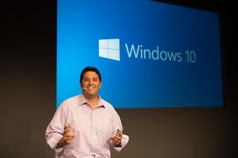 Windows 10 is Microsoft's big fat apology for Windows 8 | tech | Scoop.it