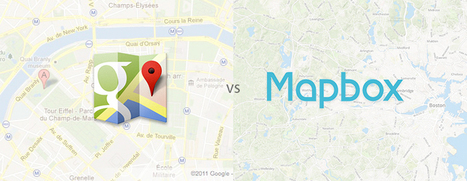 5 things to know before choosing digital maps API: Google Maps Vs Mapbox explained. | Technology Trends | Scoop.it