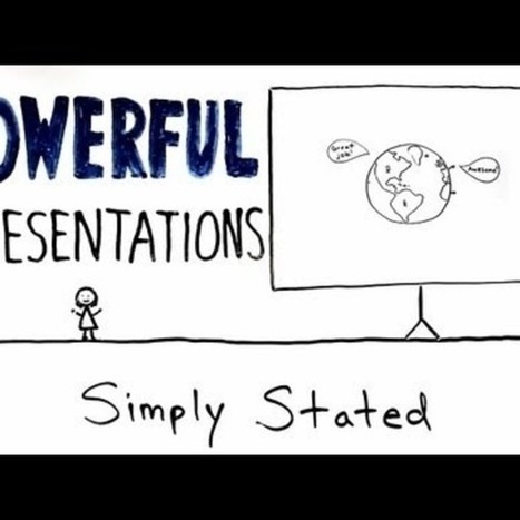How to Give an Awesome Presentation | Teacher Maker | Scoop.it