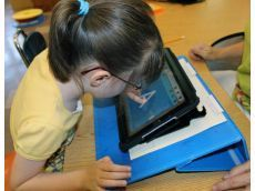 Pilot Club's iPad donations help autistic students | Pediatric Occupational Therapy | Scoop.it