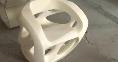 Des meubles qui se montent… seuls! -L'Atelier: Disruptive innovation | lucileee* | Scoop.it