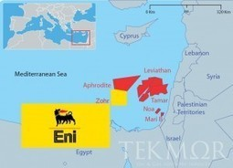 Israël : accord gazier en Méditerranée orientale, impacts majeurs sur Chypre et Égypte … après le crash du vol MS804 - Le Blog Finance | Econopoli | Scoop.it