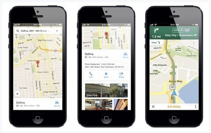 Google's big push to make better iOS apps than Apple | Mobility Evangelist's Digest | Scoop.it