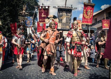 When in Rome, Sword Fight at this Gladiator School | Travel Bites &... News | Scoop.it