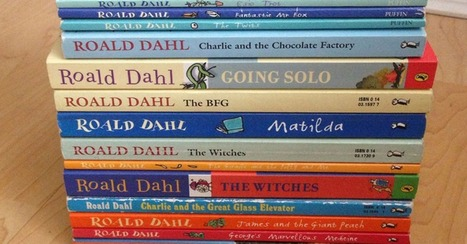 12 Quotes From Roald Dahl for Book Lovers | Read Ye, Read Ye | Scoop.it