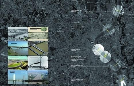 Bordeaux: 22.000 véhicules par jour attendus sur le futur pont Jean-Jacques Bosc | Les grands projets de Bordeaux Métropole | Scoop.it