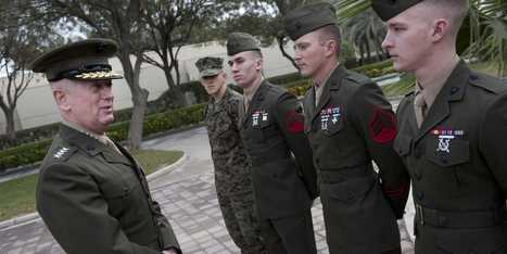 Everyone Should Follow This Legendary Marine General's Advice On Leadership | Developing The Leader Within You | Scoop.it