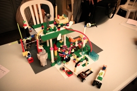 Ne dites pas à ma mère que je fais de la prospective urbaine, elle croit que je joue aux Lego! | Open P2P ReadWrite Museums • Free Culture • Co Creation | Scoop.it