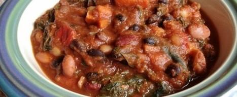 Recipe: Pumpkin Kale Chili | Vegan Eats | Scoop.it