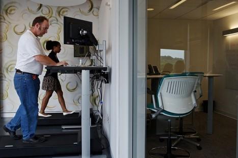 Desk jobs can be killers, literally | Longevity science | Scoop.it