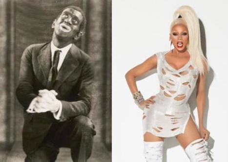 If Blackface Isn'tAcceptable, Why Is Drag? | Gay News | Scoop.it