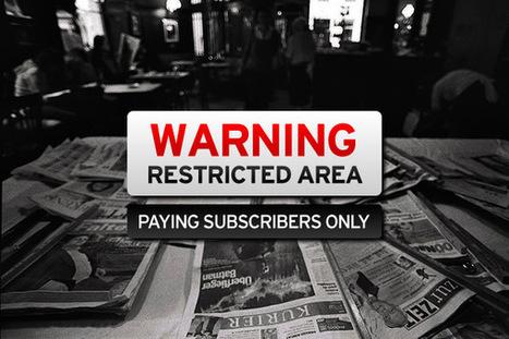 Cómo Los Medios de Comunicación Pueden Generar Ingresos Online Sin Recurrir al PayWall | Social Media | Scoop.it