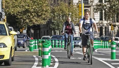 Los desplazamientos en bici crecen mientras el Bicing cae en barrena | en bici verde | Scoop.it
