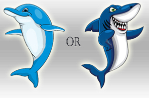 Is Your B2B Telemarketer A Dolphin Or A Shark? | Business 2 Community | Winning More and Qualified Sales Leads | Scoop.it