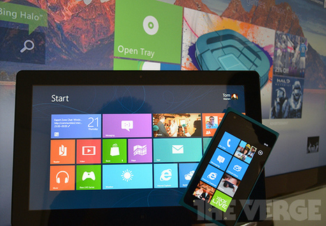 Three screens and a cloud: can Microsoft deliver with Windows 8, Windows Phone 8, and Xbox?   Microsoft   Scoop.it