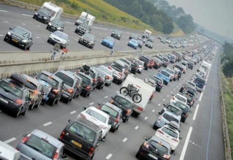 Palmarès : Toulouse parmi les villes les plus embouteillées de France   Vivre à Toulouse   Scoop.it