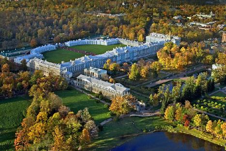Tsarskoe Selo (Pushkin), St. Petersburg, Russia   Musées du monde et actualités sur le numérique   Scoop.it