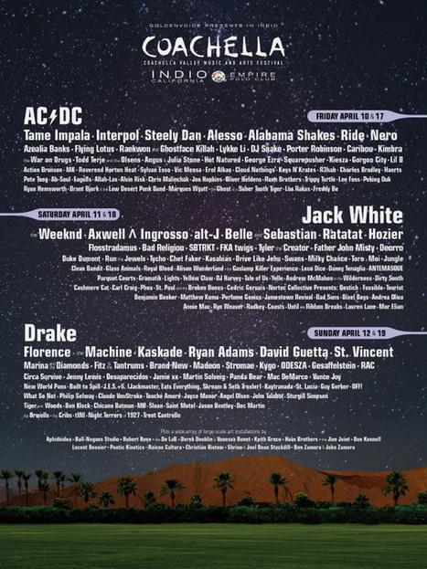 Coachella: Weekend 1 Highlights | Ellenwood | MUSIC NEWS | Scoop.it