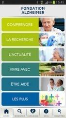 zoom sur l'Application de la Fondation Alzheimer - TLMFMC | Santé et numérique, esanté, msanté, santé connectée, applications santé, télémédecine, | Scoop.it