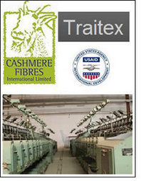 New Cashmere Processing Facility in Herat Will Boost Underdeveloped Sector | U.S. - Afghanistan Partnership | Scoop.it