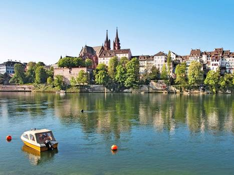 48 Hours In: Basel - The Independent   The Global Traveller   Scoop.it