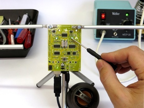 The real open source Theremin on Arduino   Raspberry Pi   Scoop.it