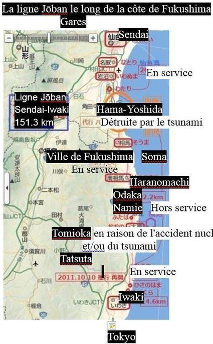 Visite de la région côtière de Fukushima | Japon : séisme, tsunami & conséquences | Scoop.it