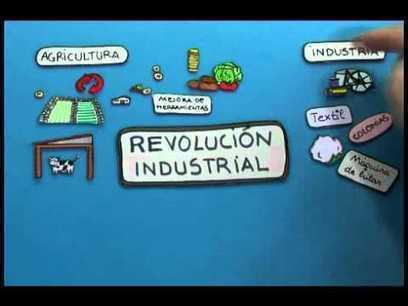 La 1a. revolucion industrial en 4 minutos.flv - YouTube | Ainhoa Revolución Industrial | Scoop.it