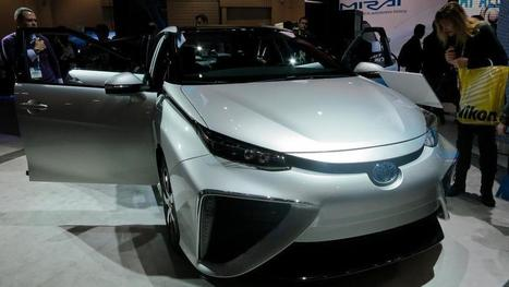 9 exciting green technologies from CES 2015 | Digital Sustainability | Scoop.it