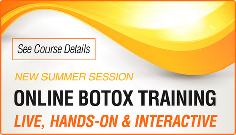 Dentox: Botulinum Toxins (Botox) Certification - Live & Online | Daily Magazine | Scoop.it