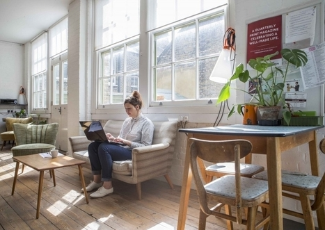 Top 10 creative co-working spaces for freelancers in London   Creative Boom   Mundo Coworking   Scoop.it
