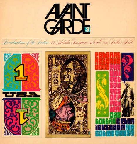 Scanned issues of 1960s Avant Garde magazine | Books, Photo, Video and Film | Scoop.it