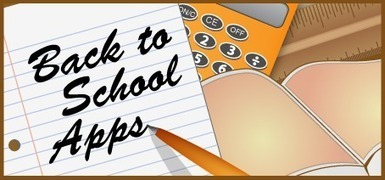 Back To School Apps: iPad/iPhone Apps AppList | Assistive Tech at SFSD | Scoop.it