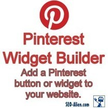 Adding a Pinterest Widget or Button to Your Website | Allround Social Media Marketing | Scoop.it