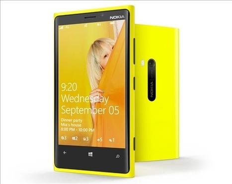 Le Lumia est un bide, et les ventes de Nokia s'effondrent dans le monde   Veille de Black Eco   Scoop.it