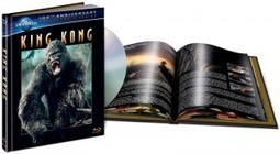 King Kong: Digibook Limited Edition 100th Anniversary Blu-ray Disc ... | Actu Cinéma | Scoop.it