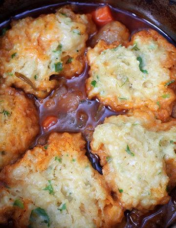 Crock Pot Beef Stew and Herb Dumplings   Amazing Soup Recipes   Amazing Soup Recipes   Scoop.it