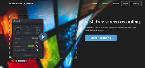 Busenkla knepet låter dig spela in skärmen – direkt i Windows 10 | IKT i Utbildning | Scoop.it