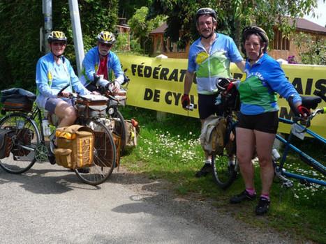 Nogent-le-Rotrou (28) > Le camping pris d'assaut par les cyclotouristes | RoBot cyclotourisme | Scoop.it