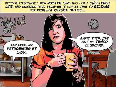 Patronising BT Lady Is Released Into The Wild | Greg Moodie | Referendum 2014 | Scoop.it