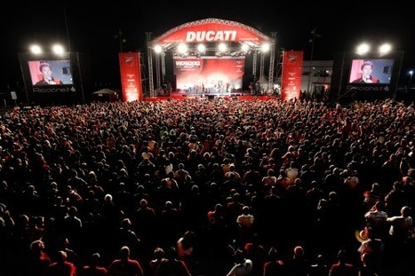World Ducati Week 2012 Draws 65,000 Fans motorcycle.com | Ductalk Ducati News | Scoop.it