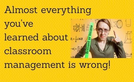 4 Crucial Lessons New Teachers Never Learned - Mark Barnes   immersive media   Scoop.it